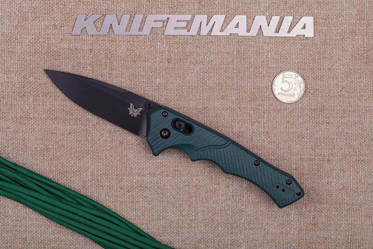 Benchmade Mini Rukus