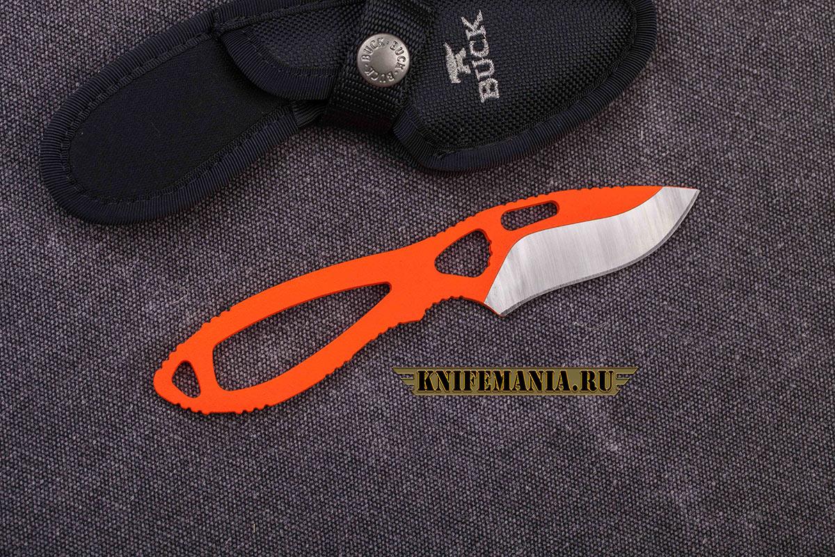 Buck Paklite Orange