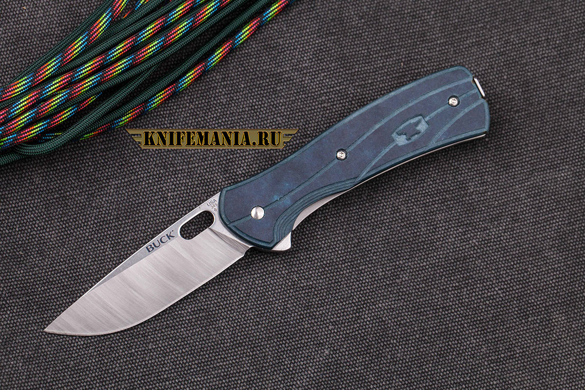 Buck PaperStone Vantage Select