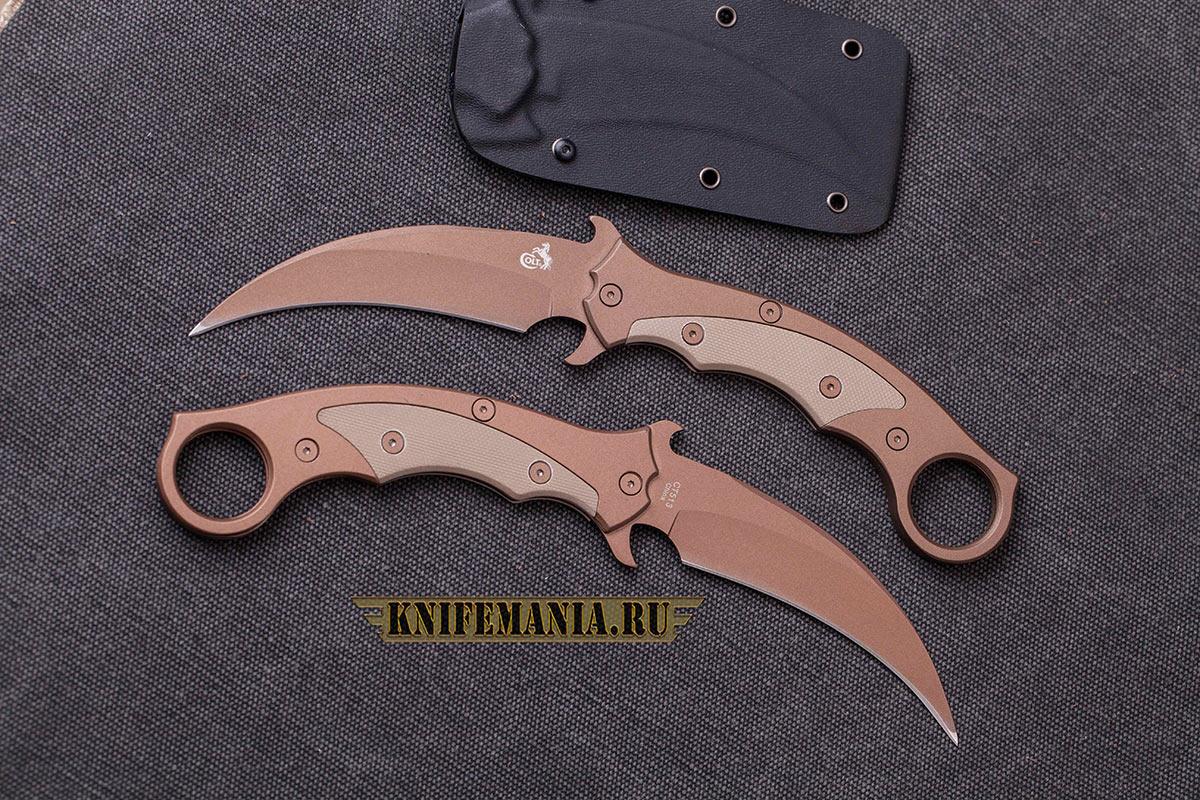 Colt Desert Karambit