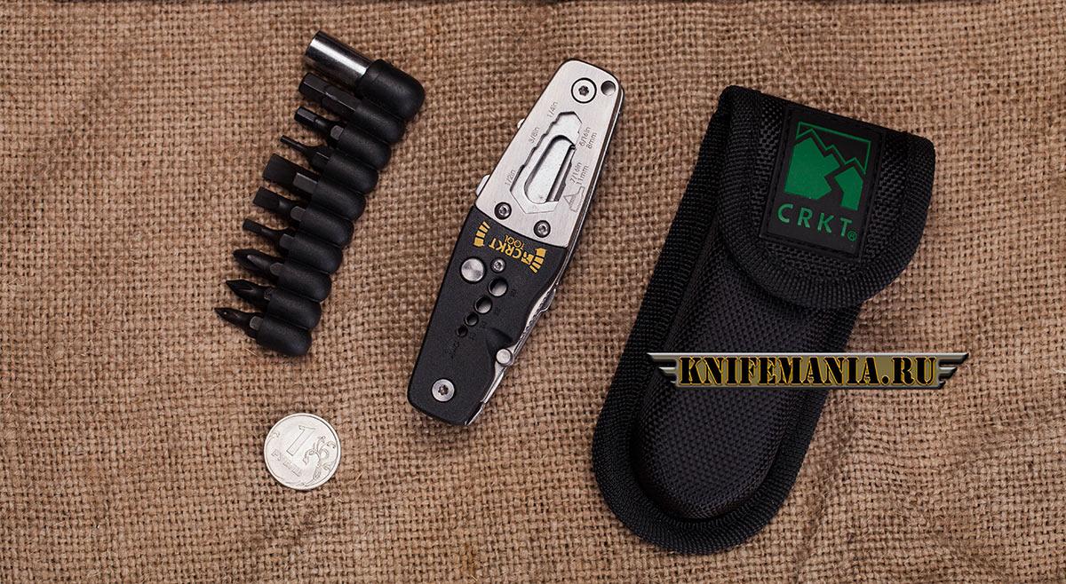 CRKT Tool, Plain CR9200