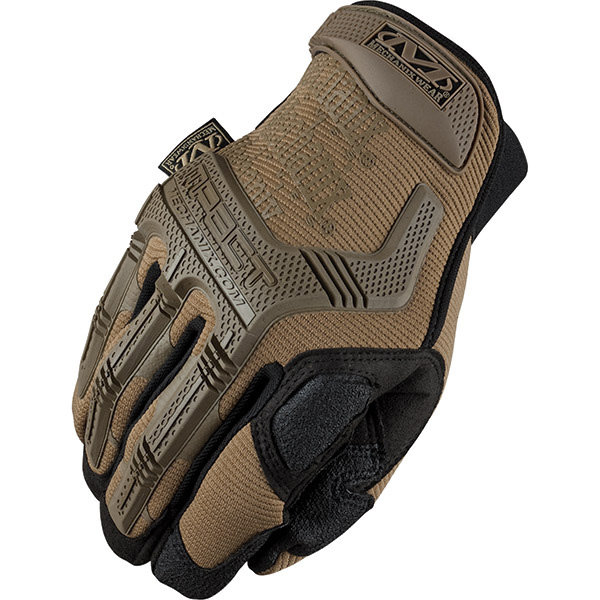 M-Pact Coyote Glove, Impact Protection, XX-Large