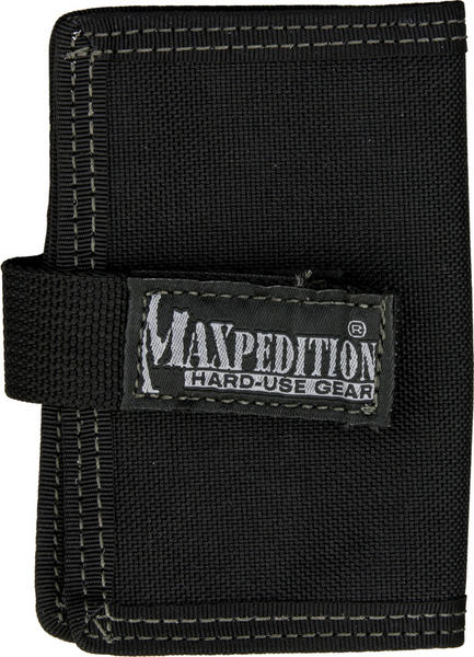 Maxpedition Urban Wallet, Black MX0217B