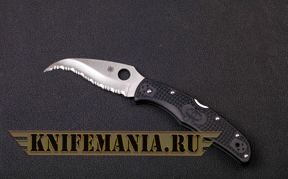 Spyderco Matriarch 2 C12SBK2