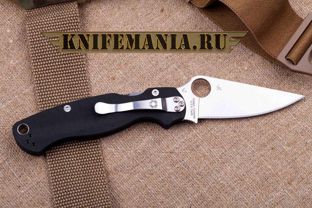 Spyderco Paramilitary 2 C81G2