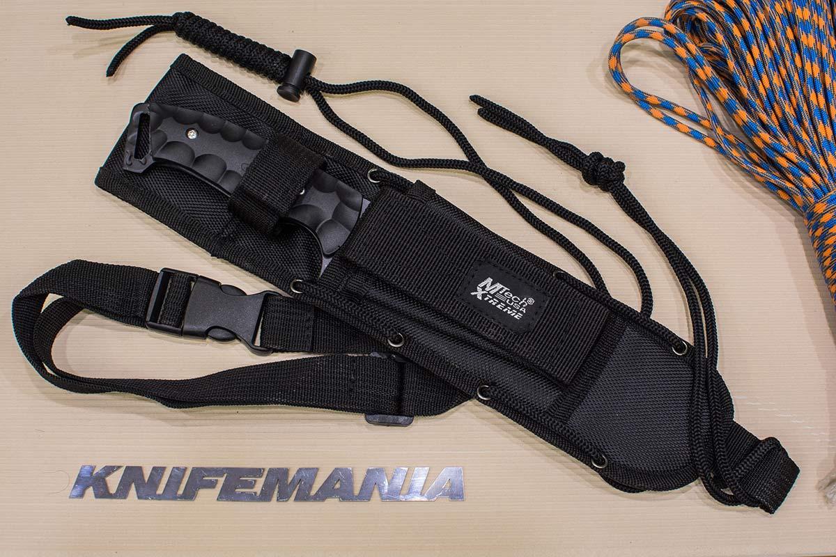 MTech Premium Tactical Fixed Blade