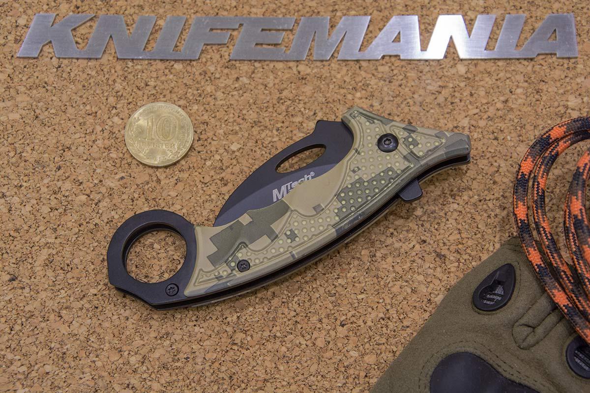 Mtech Karambit MT-541DC