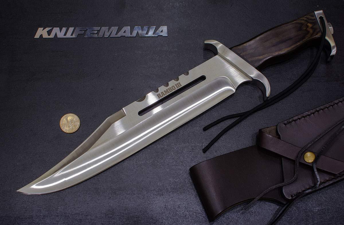 RAMBO III by Gil Hibben / нож Рембо 3