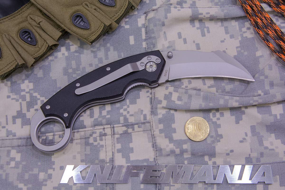 Smith & Wesson Extreme Ops Karambit