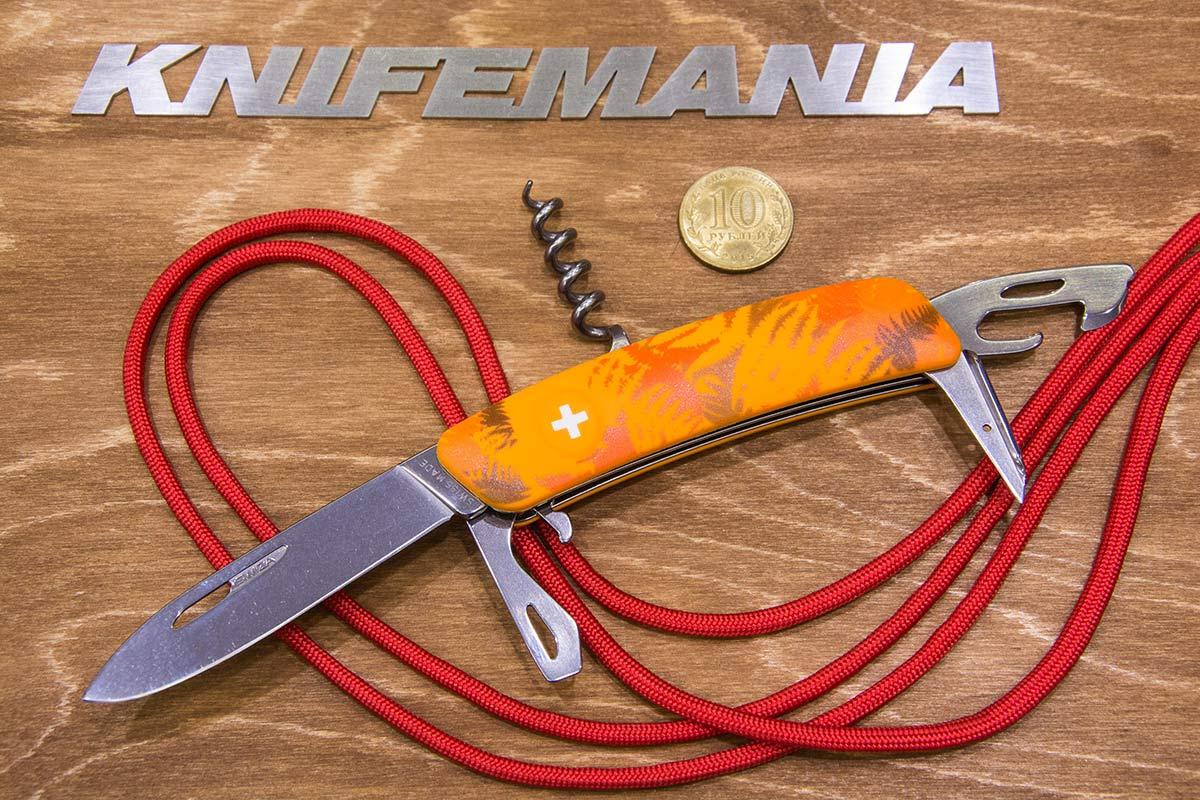 Swiza C03, оранжевый Filix