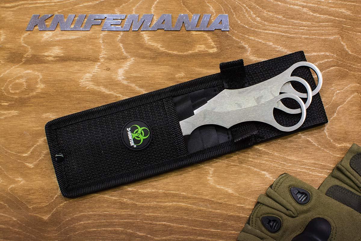 Z-Hunter Throwing Knife Set ZB1613